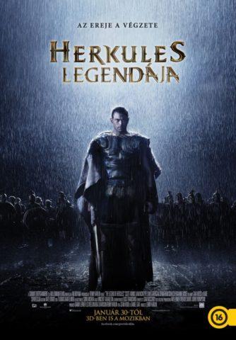 Herkules legendája-poszter