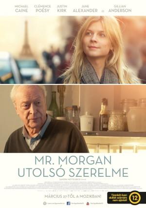 Mr. Morgan utolsó szerelme, mozi poszter