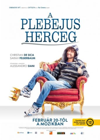 A Plebejus herceg, mozi poszter