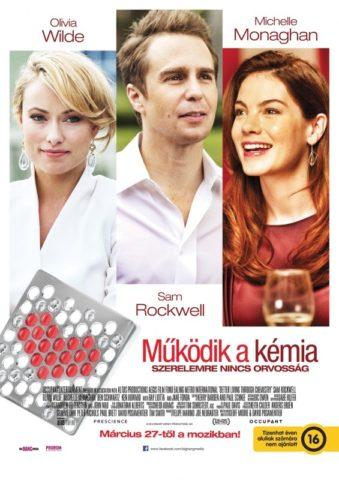 Működik a kémia (Better Living Through Chemistry) 2013 poszter