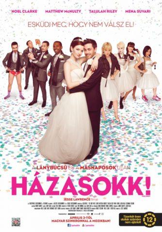 Házasokk! mozi poszter