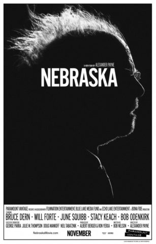 Nebraska, mozi poszter
