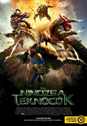 A tini nindzsa teknőcök-poszter
