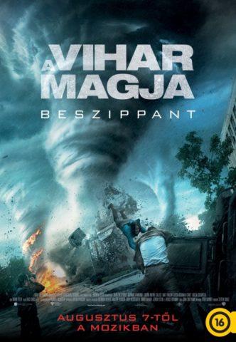 A vihar magja (Into the Storm) 2014 poszter