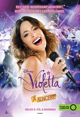Violetta - A koncert mozi poszter