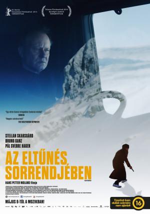 Az eltűnés sorrendjében, mozi poszter