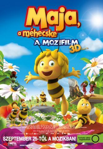 Maja, a méhecske (Maya the Bee Movie) 2014 poszter