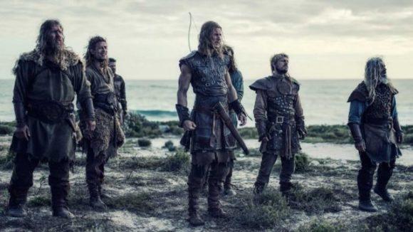 Északiak: A viking saga, filmjelenet