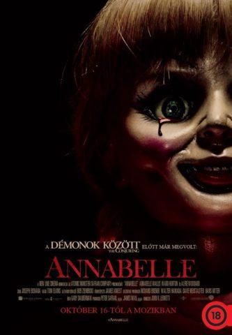 Annabell moziplakát