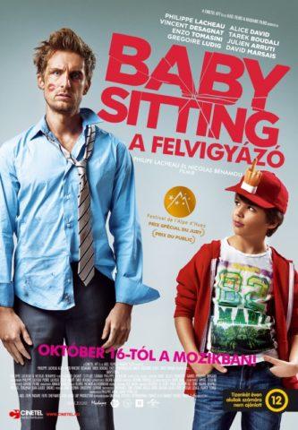 Babysitting - A felülvigyázó, moziplakát