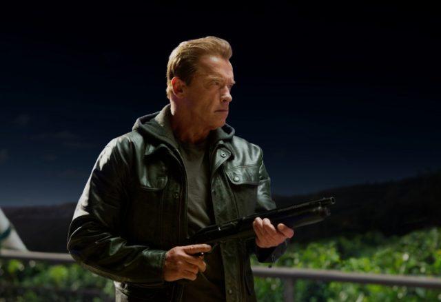 Terminator: Genisys - filmjelenet
