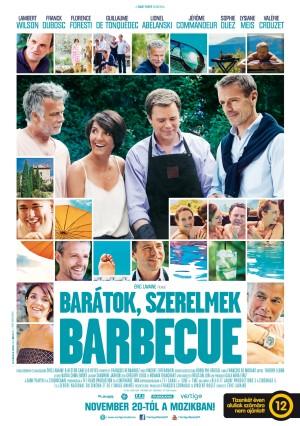 Barátok, szerelmek, barbecue-poszter