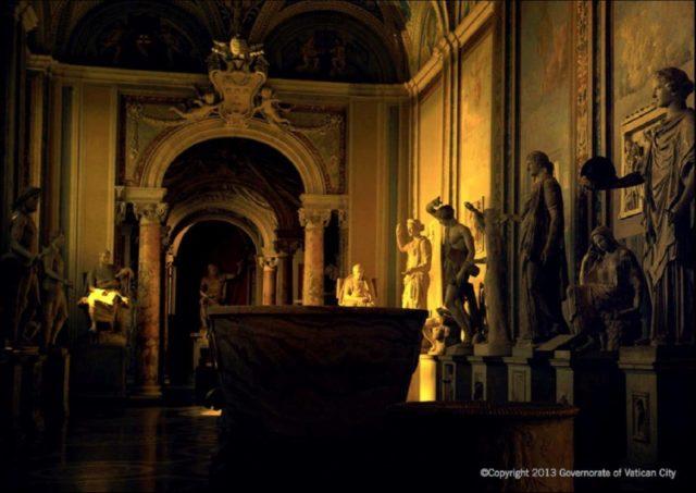 Vatikáni Múzeumok 3D-01