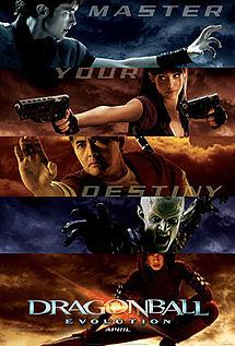Dragonball - Evolúció mozi poszter