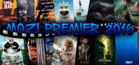 Premier filmek 2016