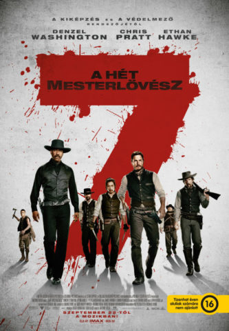 A hét mesterlövész (The Magnificent Seven) 2016