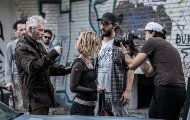 Fede Alvarez - Vaksötét filmforgatás