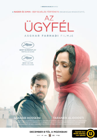 az_ugyfel_film_poszter