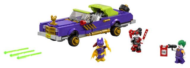 Joker™ gengszter autója