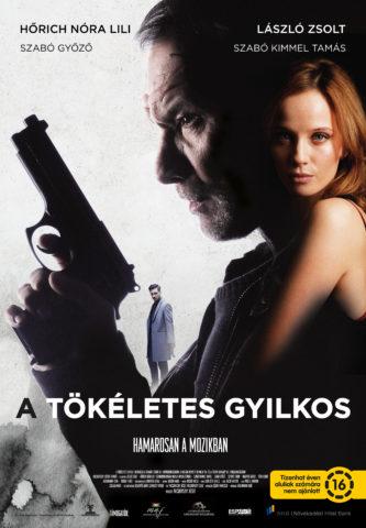 A tökéletes gyilkos (2017) poszter