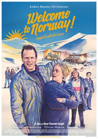 Üdvözöljük Norvégiában, poszter